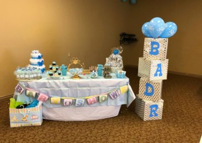Baby Shower Party for a Boy - Royal Banquet and Conference Hall (1)