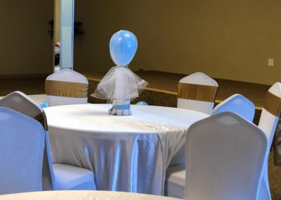 Baby Shower Party for a Boy - Royal Banquet and Conference Hall (2)
