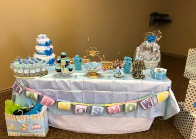 Baby Shower Party for a Boy - Royal Banquet and Conference Hall (3)
