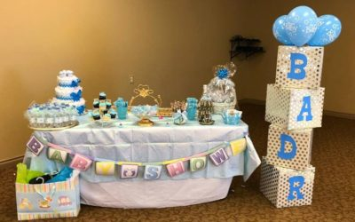 Baby Shower Party for a Boy