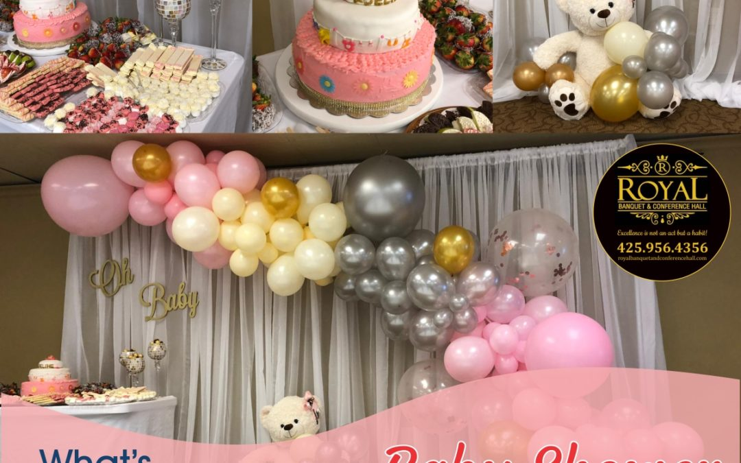 Baby Shower Party Hosting