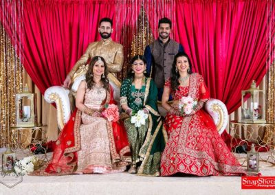 Beautiful captures by SnapShots Photography & Perfect Affair at Royal Banquet Hall and Conference Center (35)
