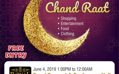Mehwish Naaz presents Chand Raat