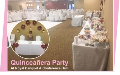 Congratulations To Hernandez Family For Quinceañera Celebration