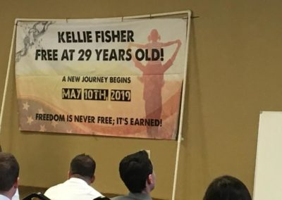 Kellie Fisher's Retirement Party 2
