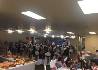 Quinceañera party 2
