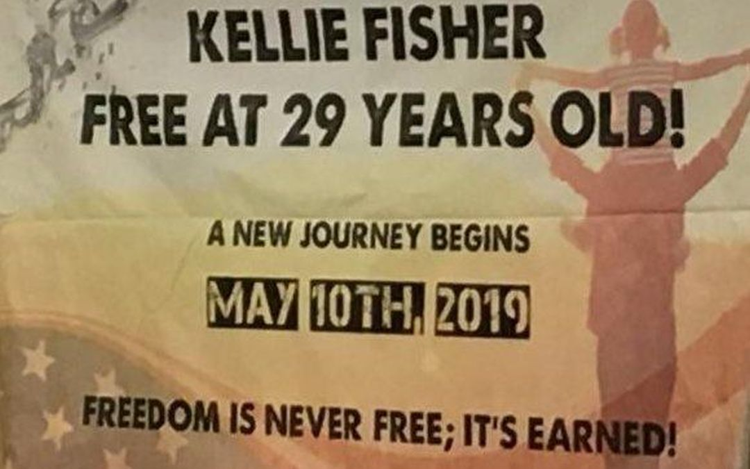 Kellie Fisher's Retirement Party