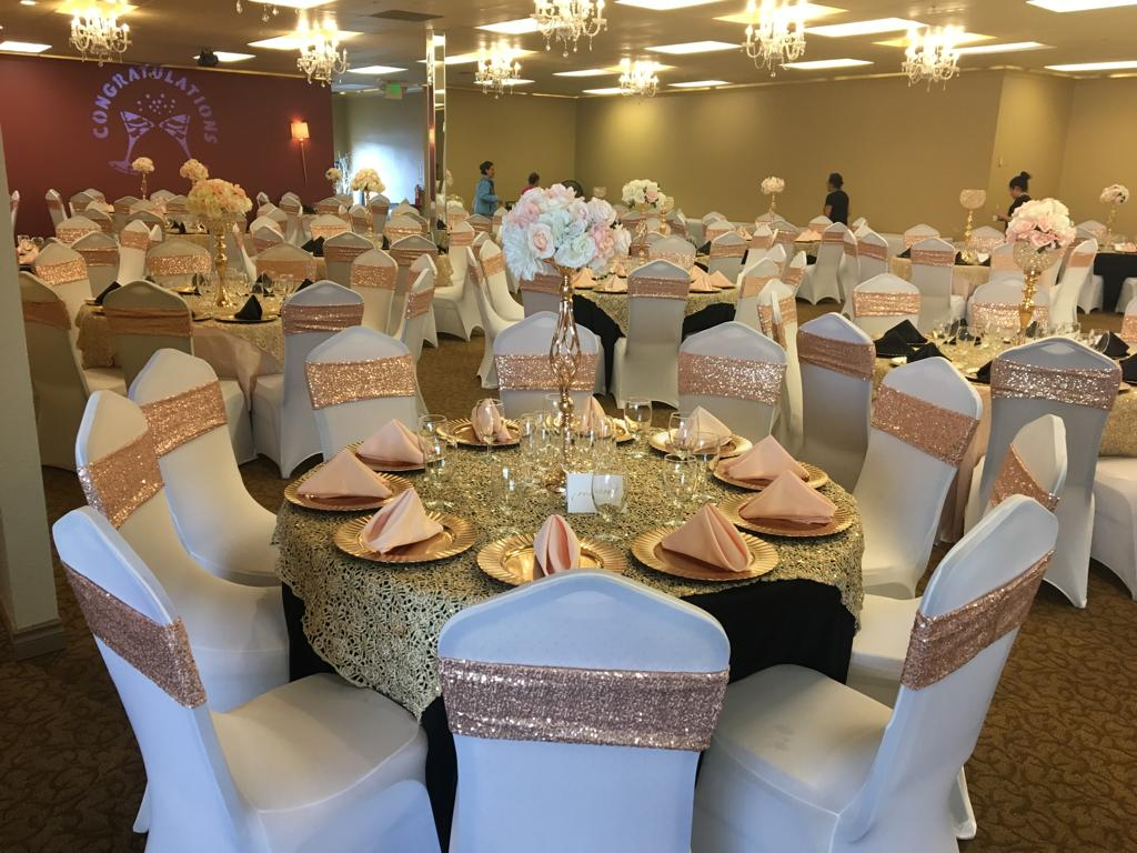 Decoration Services Royal Banquet Conference Hall