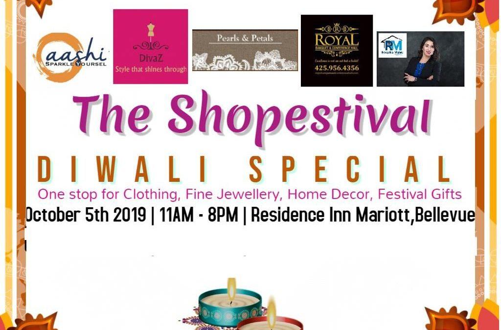 Diwali Festival Shopping Extravaganza